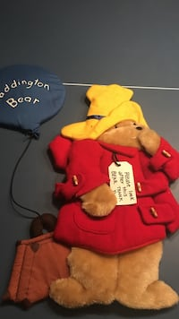 Paddington bear wall decor Centreville, 20121