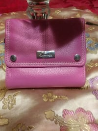pink leather Kate Spade wristlet Silver Spring, 20902
