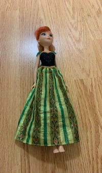Anna Doll from Frozen