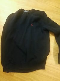 Med size navy blue polo sweater 42 mi