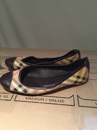 Burberry shoes flats for women