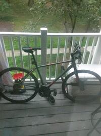 black and red road bike Ft. Washington, 20744