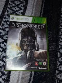 Dishonored game XBOX360 91 km