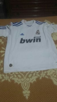 Camisa original del Real madrid
