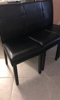 3 chairs good condition  $20.00 each or 3 for $50.00