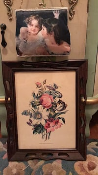 Beautiful! Vintage Victorian Flower Picture Gainesville, 20155