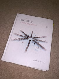 Statistics: A tool for social research Annandale, 22003