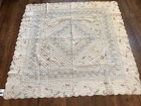 Queen Size Quilt with Two Shams Pell City, 35125