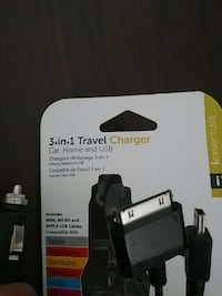 travel charger, 2 in 1