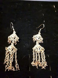 golden dangle earrings Edmonton, T5S 2B4