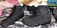 pair of black Air Jordan 5's Manassas Park, 20111