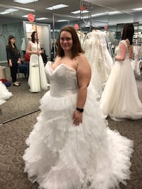 New wedding dress  Elkhart, 46514
