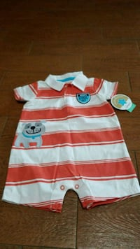 NWT BOYS CHILD OF MINE OUTFIT SIZE 6-9Months San Antonio, 78240