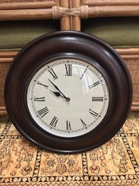 Roman Numeral Wall Clock Middletown