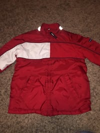 Tommy Hilfiger coat sz small youth Niles, 49120