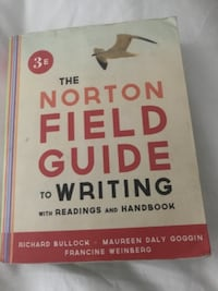 The norton field guide to writing HARTFORD