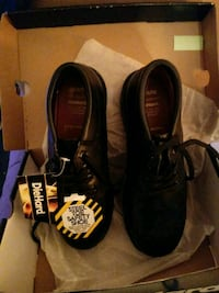 pair of black Vans low top sneakers Arlington, 22203