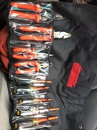 Cementex insulated electricians tools 200$
