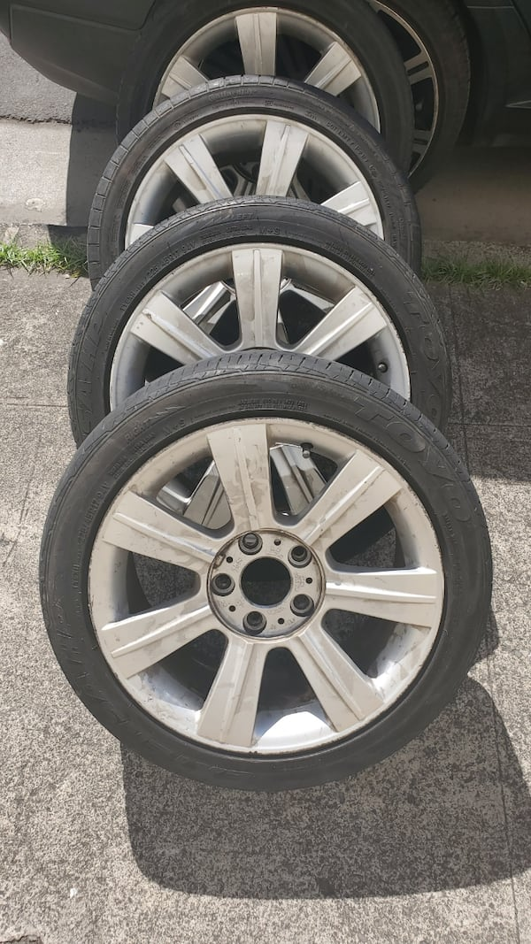 17 in BMW rims w/tires 5x120 plus 18 and 19 inch sets faaf5150-14e0-42fc-af1a-4173c8060d8b