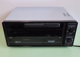 DeLonghi XU120 Alfredo Toaster Oven Broiler Made In Italy 1300W