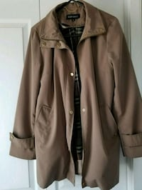 brown button-up jacket Calgary, T3M 1Z4