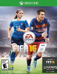 FIFA 16 for only 15$ no time to play !  But you can have it !! Hyattsville, 20782