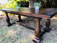 Greyson Rustic Dining Table - BRAND NEW Citrus Heights, 95621