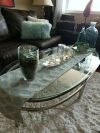Glass Table/Coffee Table Mississauga, L5J 4B6