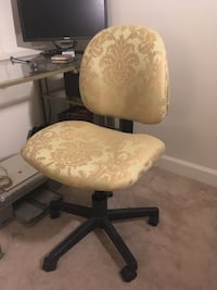 Patterned office chair Alexandria, 22303