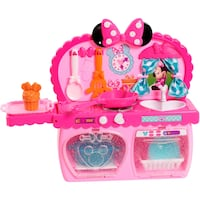 Used Minnie Mouse kitchen set