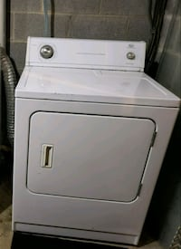 white front-load clothes dryer Sharpsburg, 21782