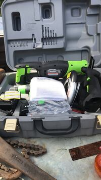 Three power tools