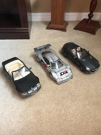 Mercedes model cars 1/18 Brantford, N3P 1X9