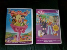 Polly Pocket DVDs