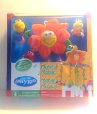 Playgro Amazing Garden Musical Mobile