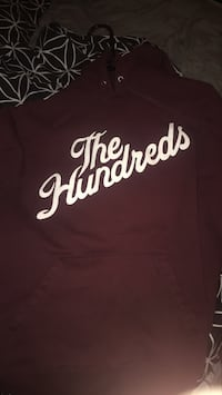 the hundreds hoodie  3163 km