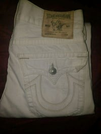 White True Religion Jeans Size 30 Mens  Town 'n' Country, 33615