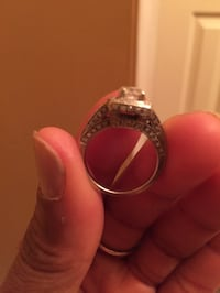 1.5 carat diamond and white gold engagement  ring Virginia Beach, 23464