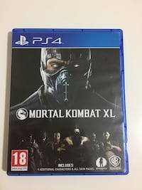 MORTAL KOMBAT XL PS4 OYUN Konyaaltı, 07070