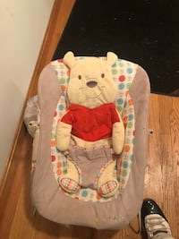 Baby bouncing chair Plainville, 02762