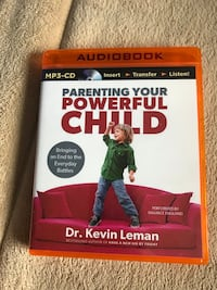 Audio book cd- parenting the powerful child  Columbia, 21046