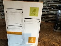 Brand new set of kitchen canisters  South Frontenac, K0H