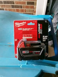 black and red Milwaukee battery charger San Antonio, 78258