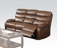 Mingus coffee 2pc sofa and loveseat