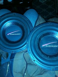 8 inch sub audiobahntires Louisville, 40214