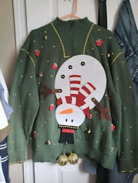 Ugly Christmas sweater 2xl