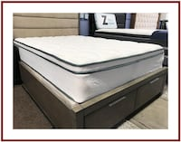 New Full Size Pillow Top Mattress 2232 mi