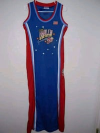 FUBU HARLEM GLOBETROTTERS MEADOWLARK JERSEY SLEEVE Queen Creek, 85142