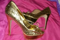 Gold Sequin Joey O Heels Carson City, 89701