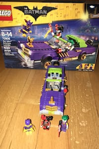 LEGO Batman movie set number 70906  Bloomfield, 07003